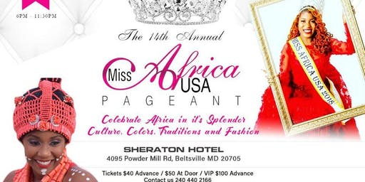 Miss Africa USA Guest of Honor