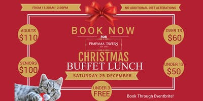 2019 Christmas Day Lunch - Pimpama Tavern