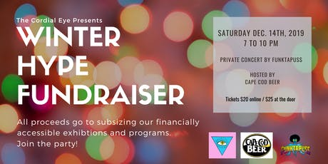Winter Hype Fundraiser tickets