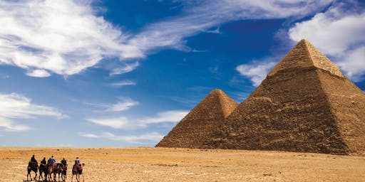 Discover Egypt, Jordan & the Middle East : Free Information Evening