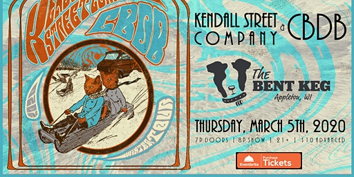 Kendall Street Company & CBDB at The Bent Keg