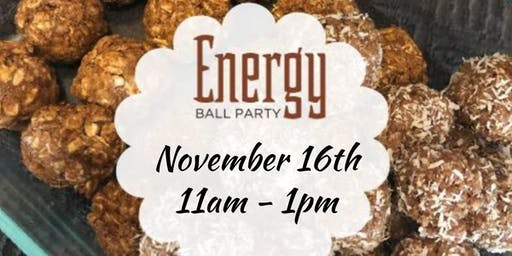 Energy Ball workshop