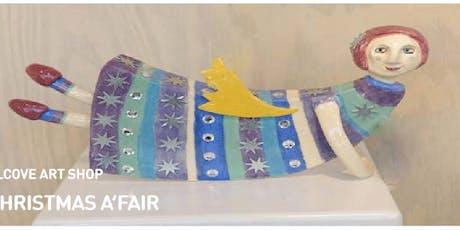 The Alcove Art Shop Christmas A'fair Exhibition tickets