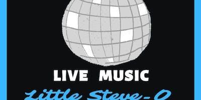 Little Steve-O ~ Live music 3/20/2020