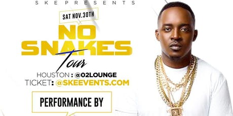 No Snakes Tour with MI live at O2 Lounge Nov 30th Thanksgiving Weekend  tickets