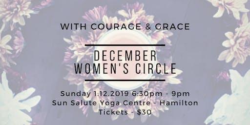 December Women's Circle