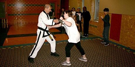 Introduction to Self-Defense (teens) - Hampton Bays Public Library tickets