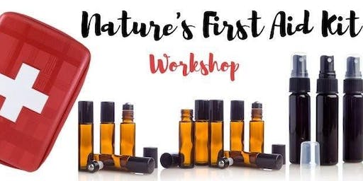 Nature's First Aid Kit Workshop