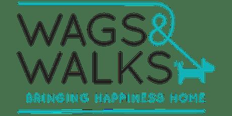 Wags and Walks Volunteer Orientation tickets