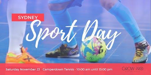 SYDNEY   FOOTBALL TOURNAMENT