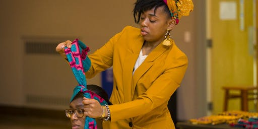 """The Head Wrap Workshop"""