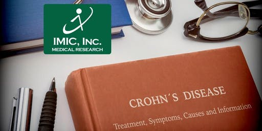 Palmetto Bay's Crohn's Support Group at IMIC Medical Research Center