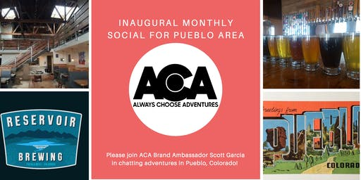 December Pueblo Social with Always Choose Adventures