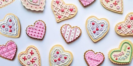 Sugar and Spice - Cookie Decorating Workshop Ages 18+, FREE tickets