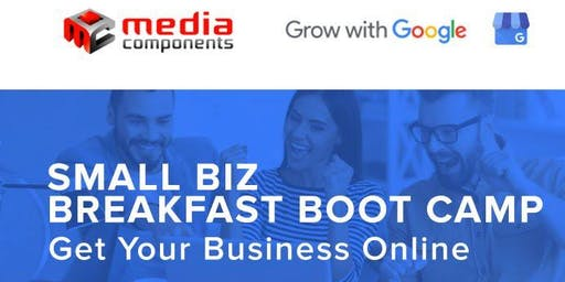 BREAKFAST BOOT CAMP - Get Your Business Online!