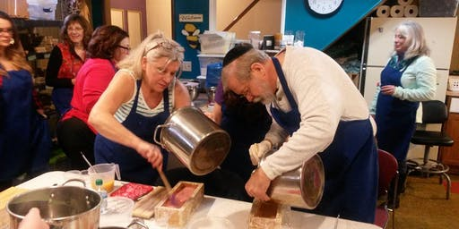 Crone Apothecary - Soap Making Class (2019-02) $50 Class