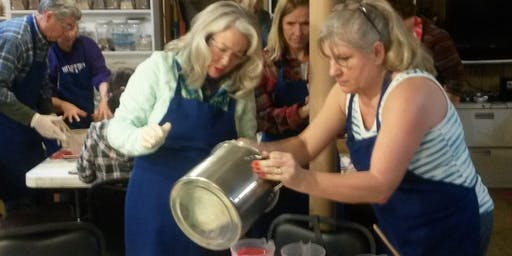 Crone Apothecary - Soap Making Class (2019-03) $50 Class