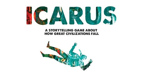 Icarus at PAX Unplugged: Red Prometheus tickets