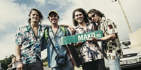 MAKO ROAD (NZ) tickets
