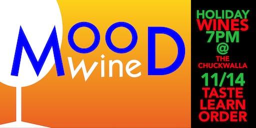MOOD WINE TASTING — NOVEMBER 2019