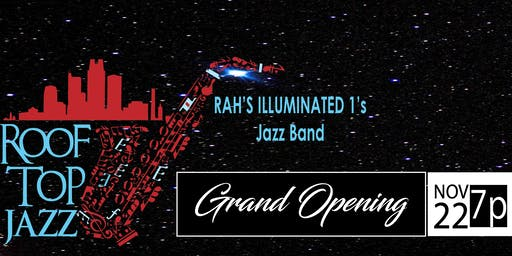 Jazzin with the Starz (Rooftop Jazz Grand Opening)