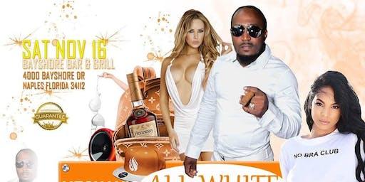 ALL WHITE PARTY  (Reggae,Dancehall.Hip Hop,Soca,Afro Beats