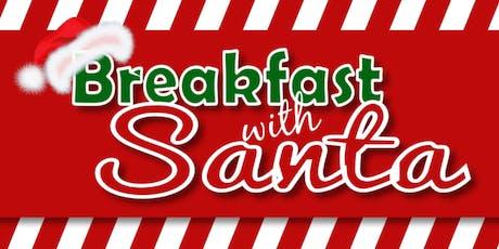 Breakfast with Santa.....Pajamas and Pancakes tickets