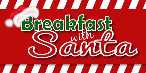 Breakfast with Santa.....Pajamas and Pancakes