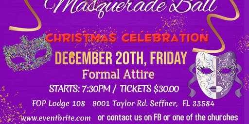 A Royal Affair Masquerade Ball