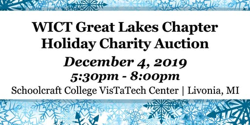 WICT Great Lakes Chapter-  2019 Holiday Charity Auction