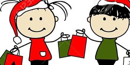 KIDS-ONLY HOLIDAY GIFT SHOP