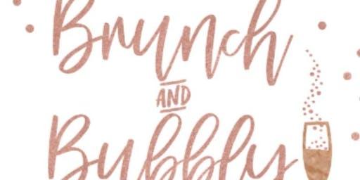 Blush and Champagne Birthday Brunch