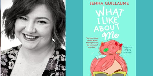 Author Talk with Jenna Guillaume