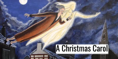 A Christmas Carol - Saturday, December 14th @ 9PM - Cast A