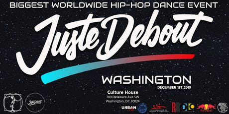 Juste Debout Washington 2019 billets