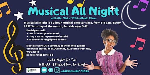 Musical All Night