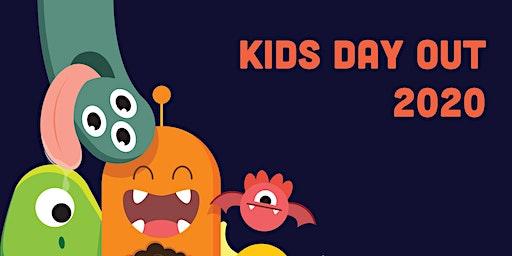 Kids Day Out - Kingsley the Cross-Eyed Kookaburra