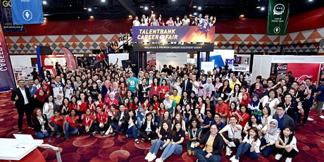 Talentbank Career Fair 2021 tickets