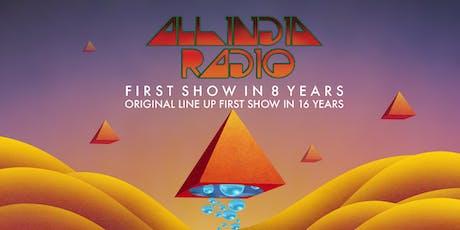 ALL INDIA RADIO (TAS) tickets