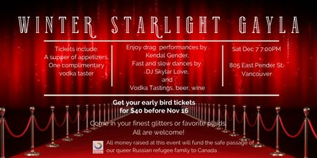 Winter Starlight Gayla tickets