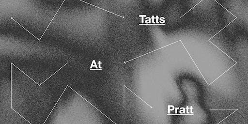 Vans Presents Tatts @ Pratt