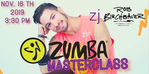 Zumba® Masterclass with International Presenter: Robert Sánchez