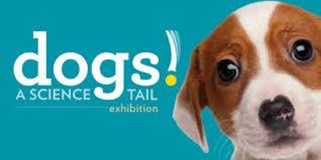 Dogs Tail & Space Tour at the California Science Center  tickets