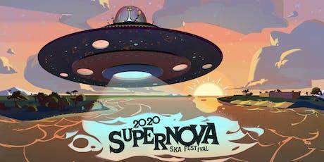 2020 Supernova International Ska Festival tickets