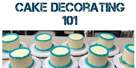 Fairfax Va Cake Decorating Class Events Eventbrite