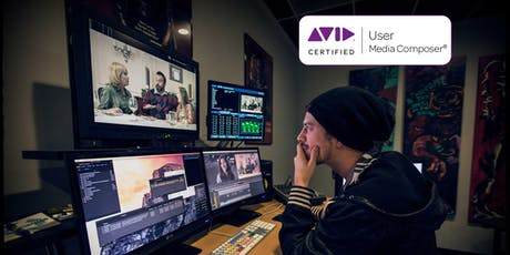 MC101 Avid Media Composer Fundamentals I tickets