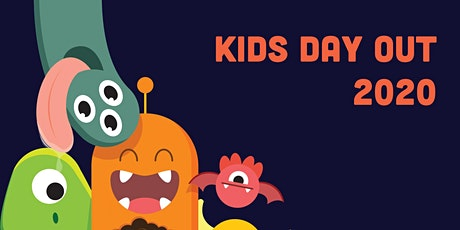 Kids Day Out - Character Creation with Paul Hallam tickets
