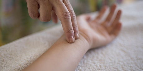 Acupressure: Harness your innate healing ability tickets