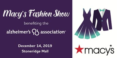 Macy's Fashion Show, benefiting the Alzheimer's Association