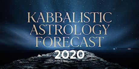 Kabbalistic Astrology Forecast 2020 with Rachel Schwartz  tickets